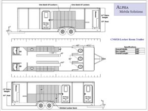 Alpha Mobile Solutions Specialty Trailers